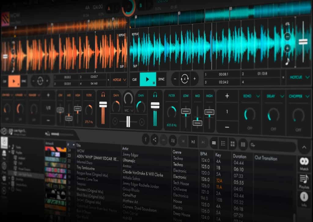 Free DJ Software Cross DJ Free