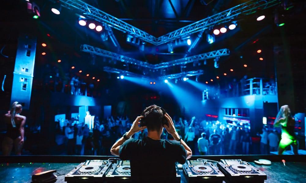 Nationally or internationally recognized DJ $500-2500 per gig