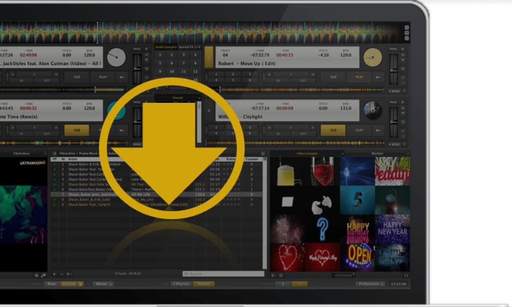 Free DJ Software UltraMixer