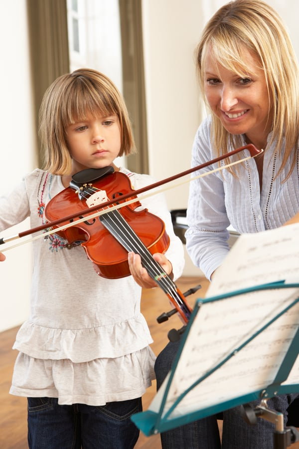 Advantages of Learning Violin