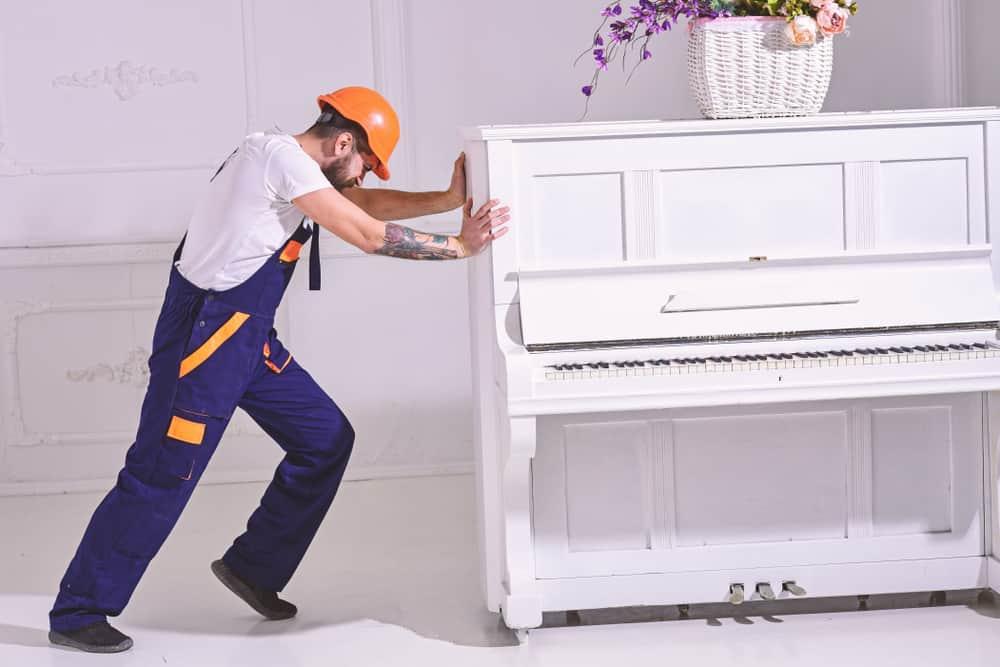 Move a Piano cost