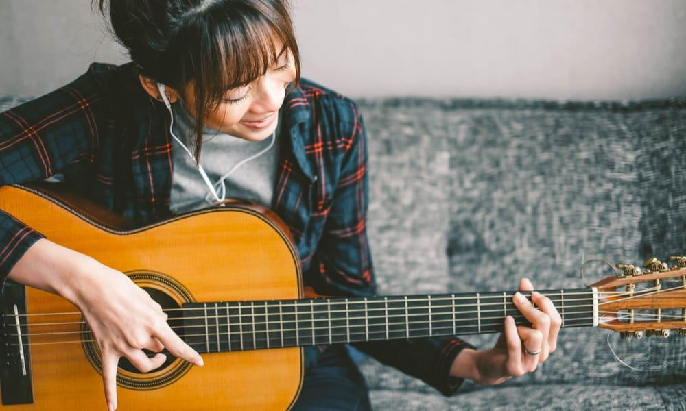 The guitar studies