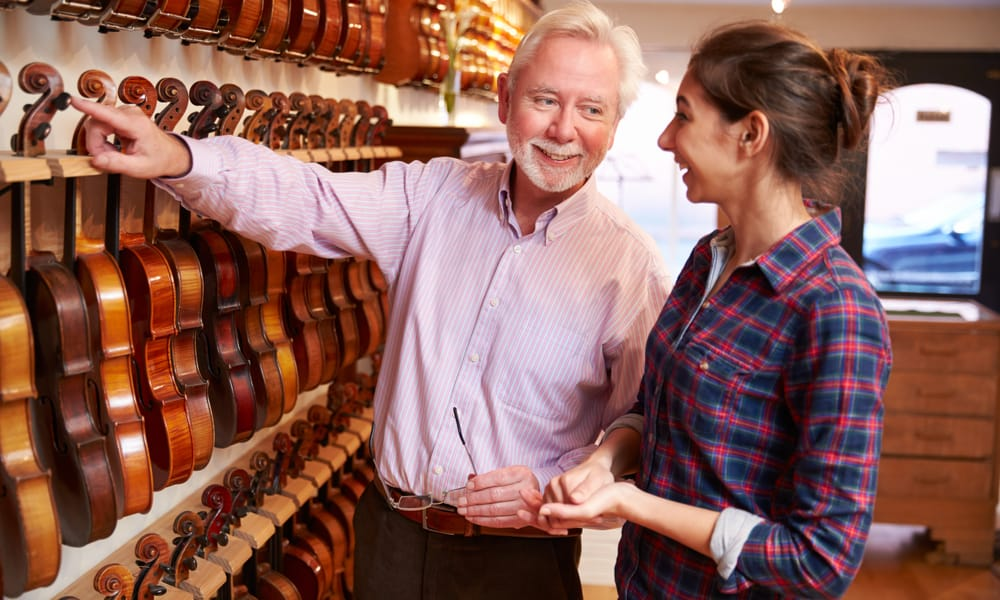 5 Tips to Buy a Violin