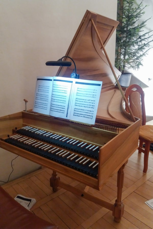 Harpsichord vs. Piano - Mechanism Differences