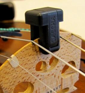 Heifetz Violin Mute