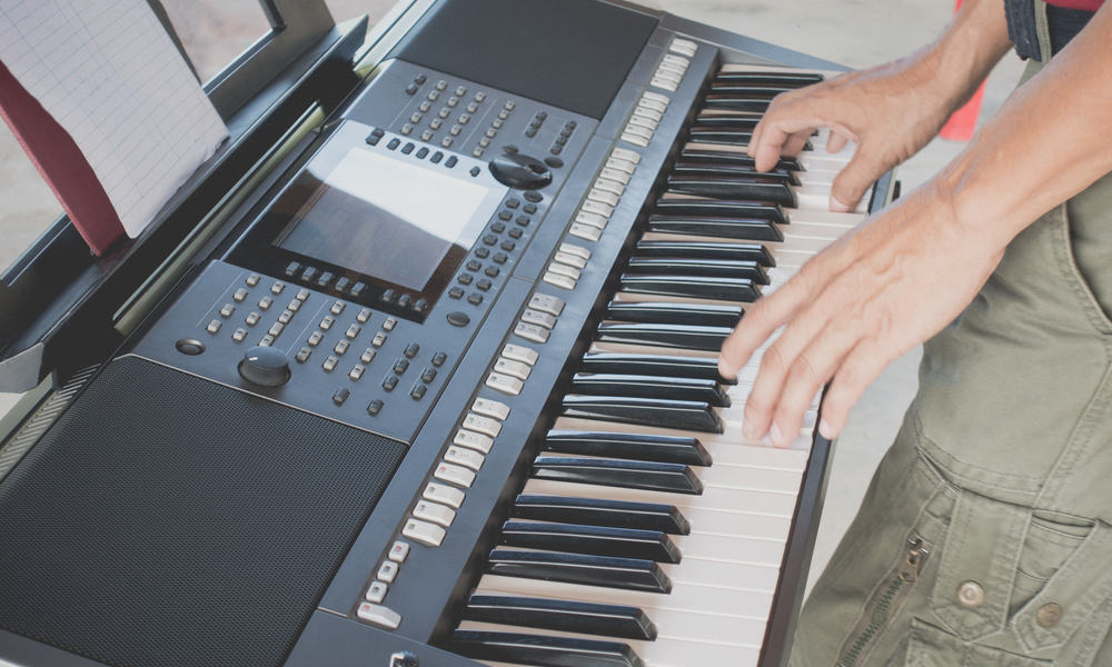 MIDI-capable keyboards