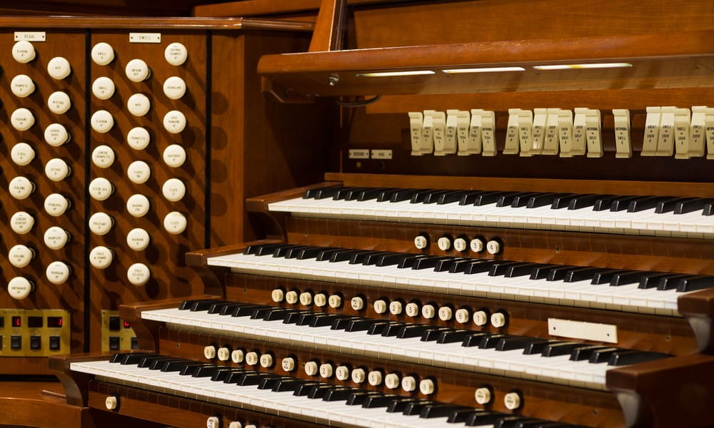 Organ vs Piano Classification