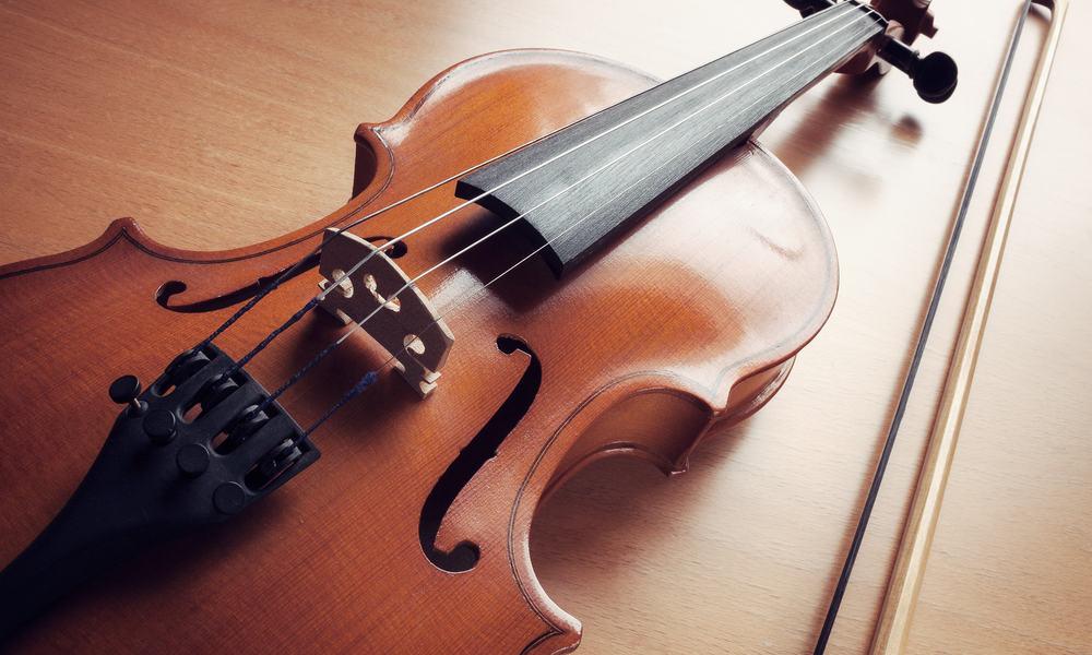 Oversized Violins