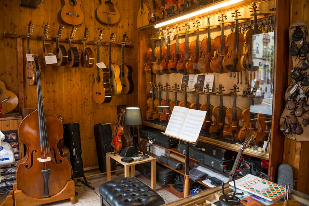 Pick a Right Instrument