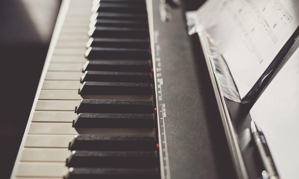 Standard 88 Key Keyboard