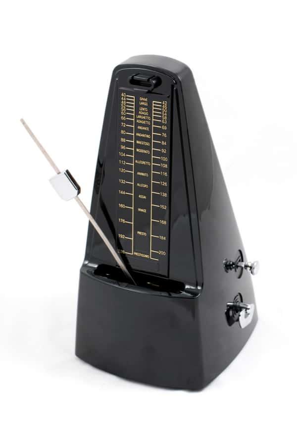 Use a Metronome