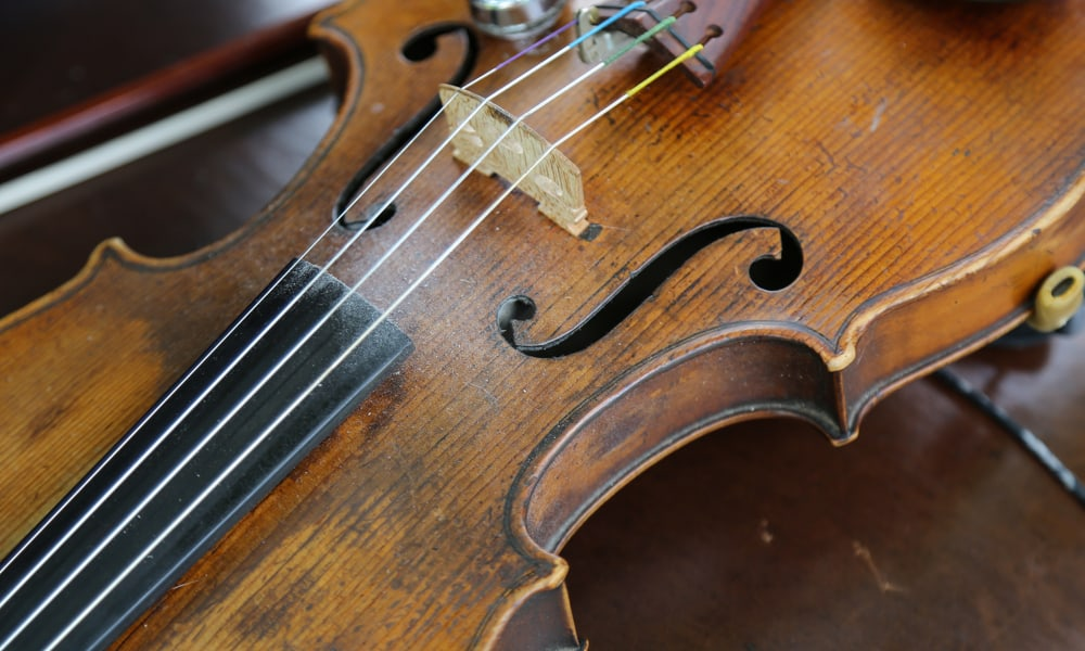 Viola vs. Violin - Strings