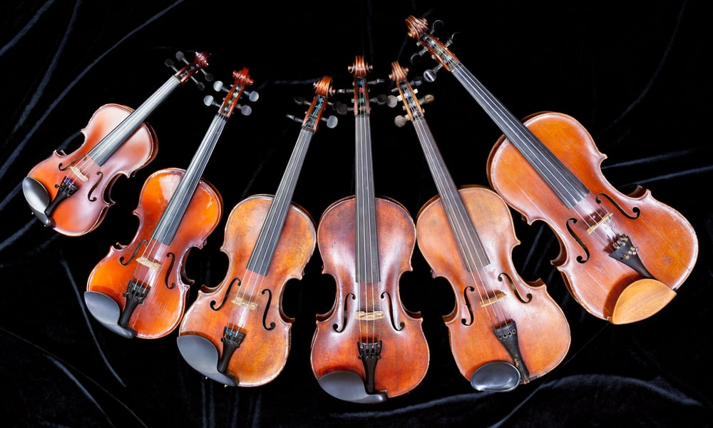 Violin Sizes and Length