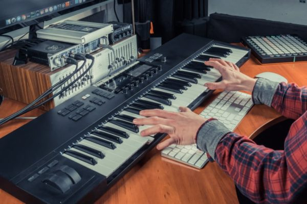 What is a MIDI Keyboard Used for?