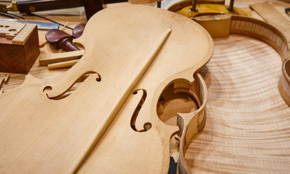 21 Homemade Violin Plans You Can DIY Easily