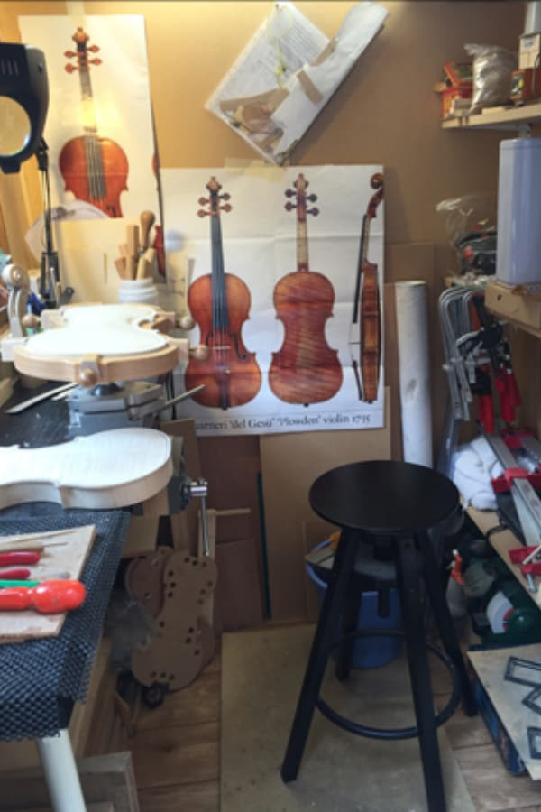 How to Make a Violin a step-by-step guide