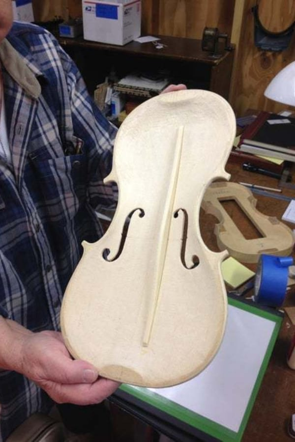 How to Make a Violin