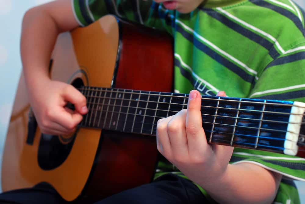 child accoustic guitar
