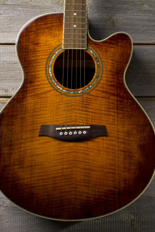Classical vs. Acoustic Guitar - String Material