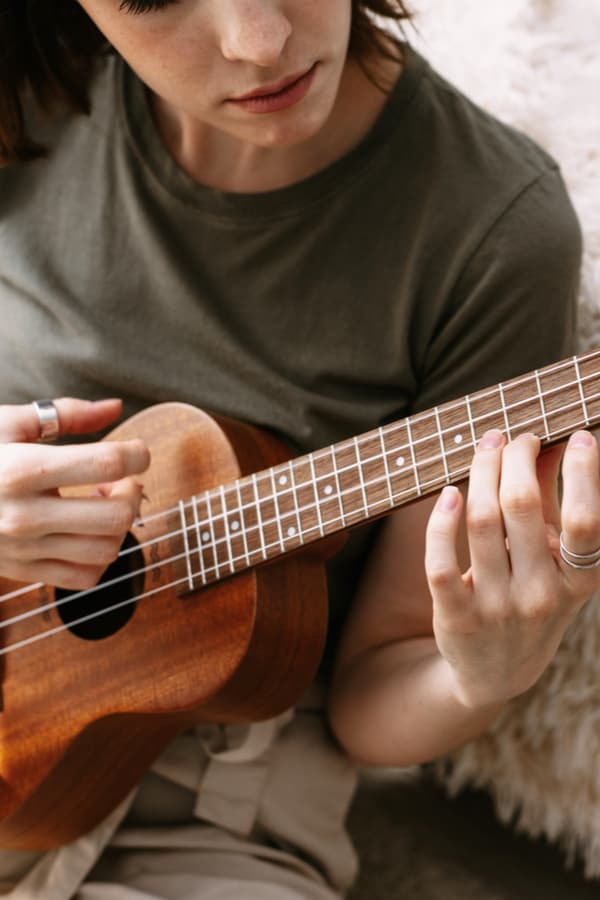 Ukulele vs. Guitar - Tuning